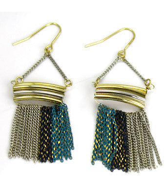 Celia Dangle Hook Earrings