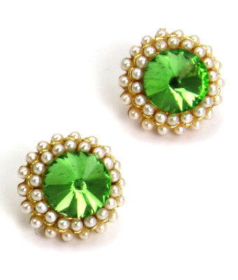 Linda Pearl Earrings