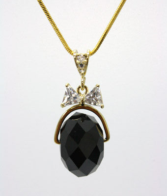 Belle Crystal Necklace
