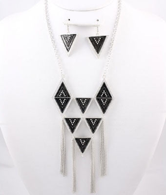 Pyramid Drape Set