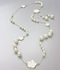 Mira Pearl Necklace Set