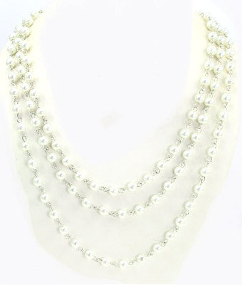 Sofia Bead Necklace