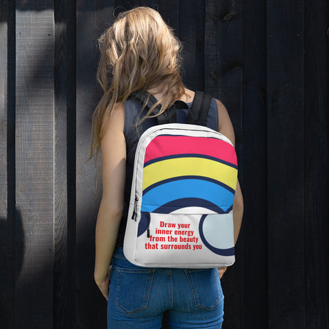 Fabpieces Rainbow Backpack