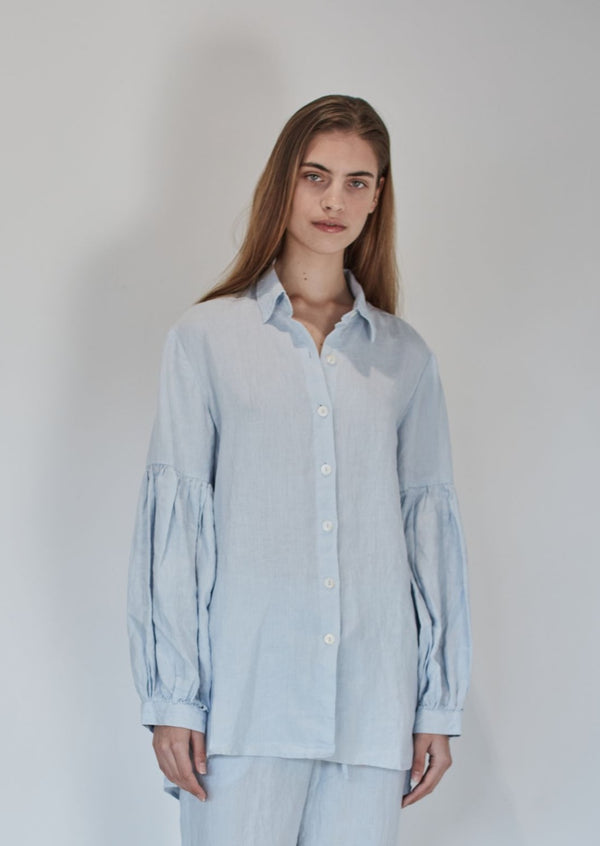 Corbusier Shirt | Light Blue