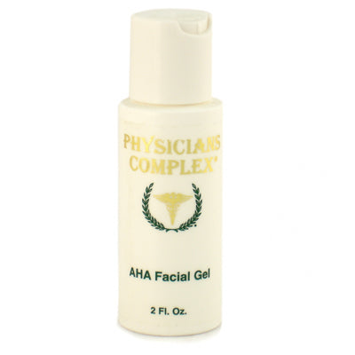 AHA Facial Gel