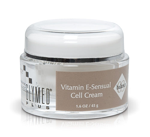 Cell Science Vitamin E-Sensual Cell Cream