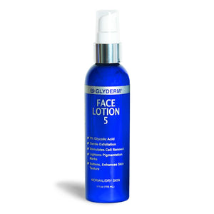 GlyDerm Face Lotion 5%