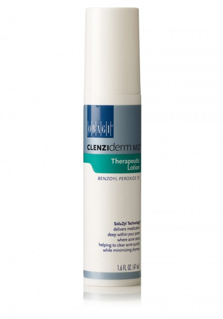 Clenziderm Therapeutic Lotion 5%
