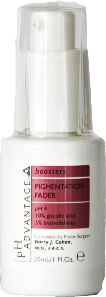 Boosters: Pigmentation Fader