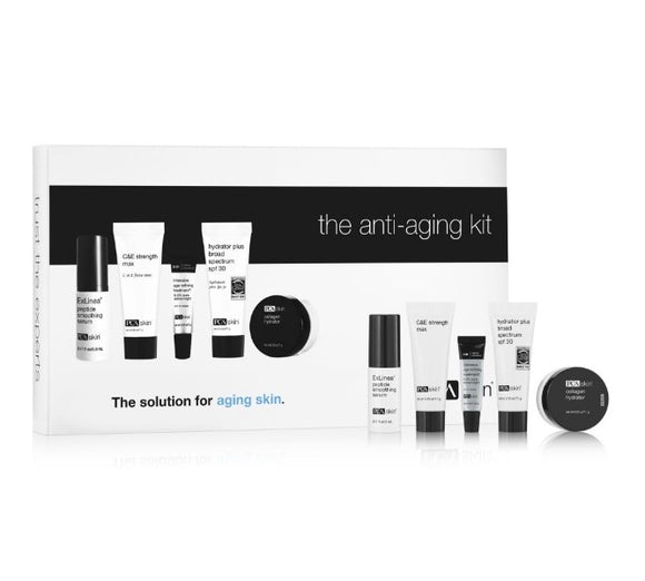 PCA Skin The Anti-Aging Kit - Trial Size (5 piece)