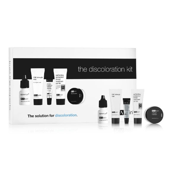 PCA Skin The Discoloration Kit - Trial Size (5 piece)
