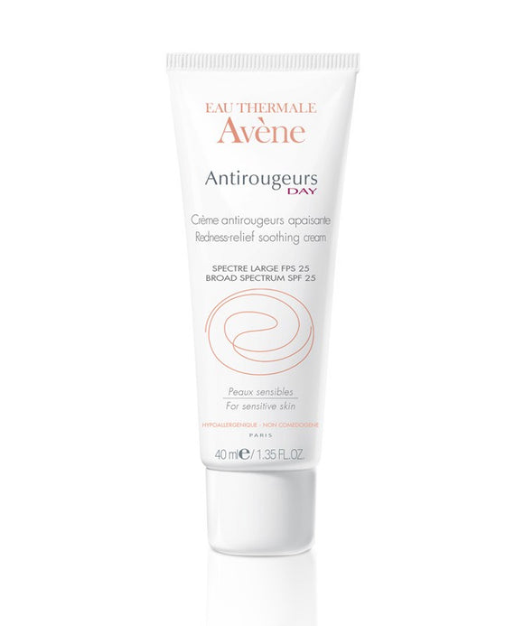 Avene Antirougeurs Day Redness Soothing Cream SPF 25