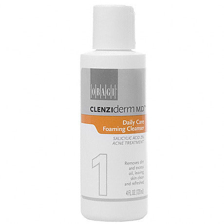 Obagi Clenziderm Daily Care Foaming Cleanser 4 oz