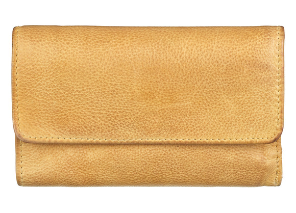 Midi Wallet Yellow von Bull & Hunt