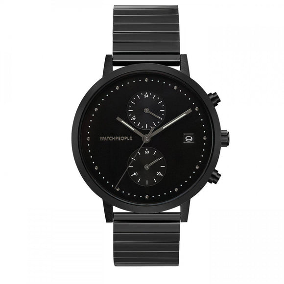 Watch People COSMO BLACK FLEX - 40mm