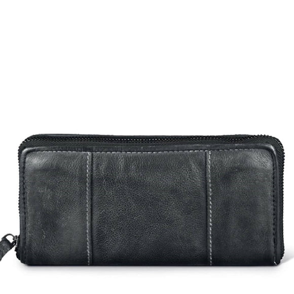 Zip Wallet black von Bull&Hunt