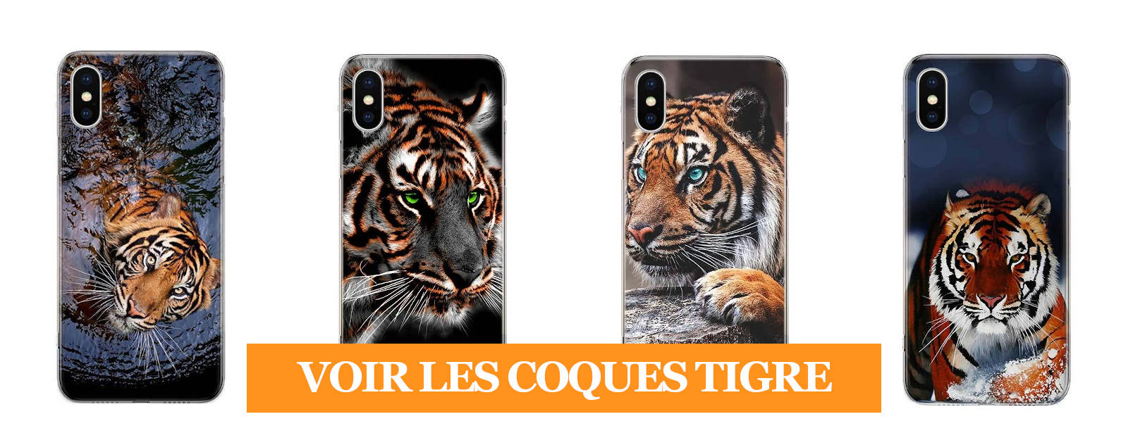 Collection Coque de Tigre