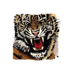 Patch Tigre Sauvage