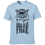 T-shirt Tigre Freedom