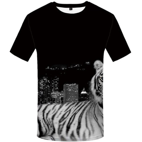 T-shirt Tigre Brooklyn