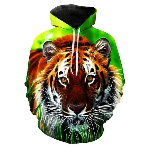Sweat Tigre Fluorescent