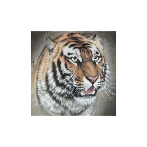 Tableau Tigre Traditionnel