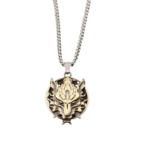 Collier Tigre Démoniaque