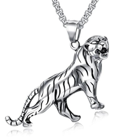 Collier Tigre en Chasse