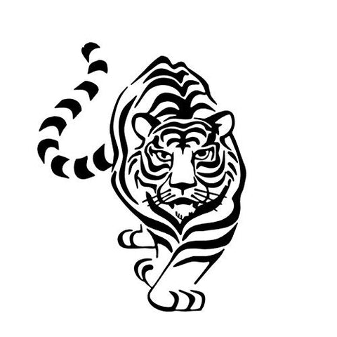 Sticker Tigre Enfant