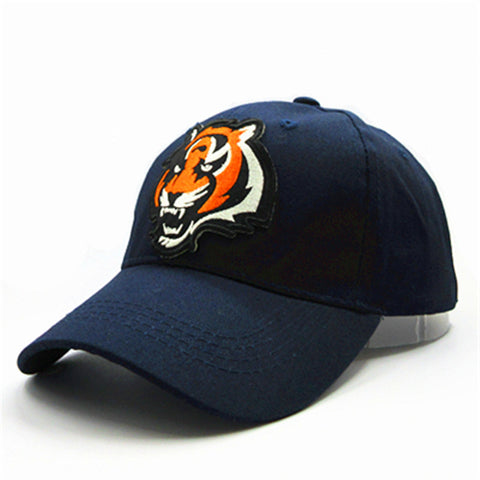 Casquette Tigre Cartoon