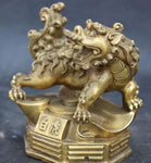 Statue Tigre Dragon