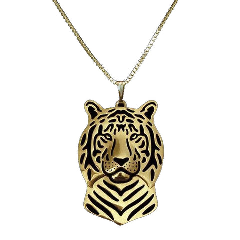 Collier Tigre Impérial
