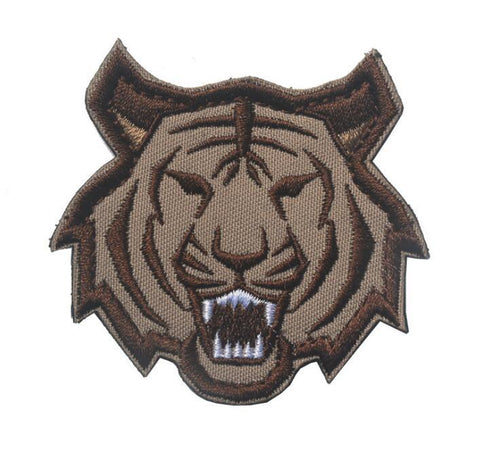 Patch Tigre Authentique