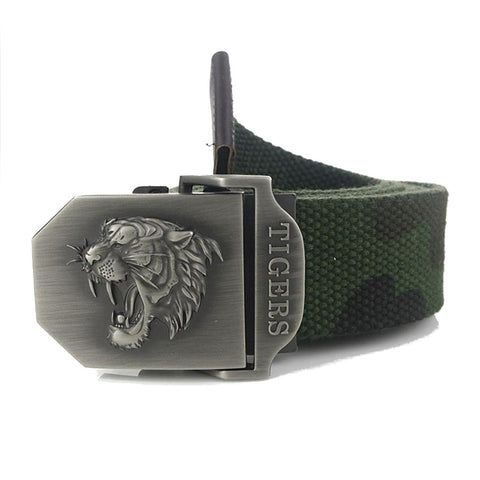 Ceinture Tigre Camouflage Jungle