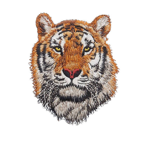 Patch Tigre Roi
