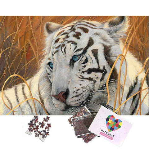 Puzzle Tigre Royal