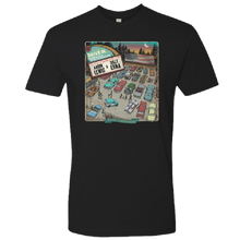 Load image into Gallery viewer, The American Drive In Unisex Black Tee