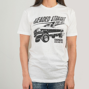 Ashland Craft Trainwreck Truck Tee