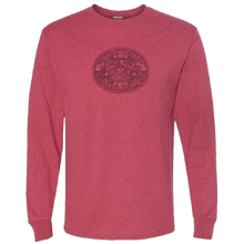 Load image into Gallery viewer, George Strait Long Sleeve Vintage Red Tee