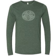 Load image into Gallery viewer, George Strait Long Sleeve Heather Forest Tee