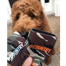 Load image into Gallery viewer, Hashtag Country Camo Can Koozie