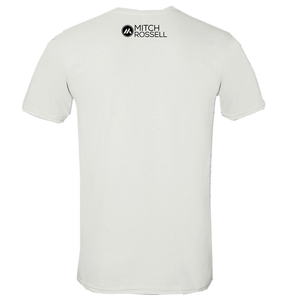 Mitch Rossell White 2020 White Tee