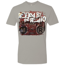 Load image into Gallery viewer, Mitch Rossell Grey Rasied By the Radio Tee