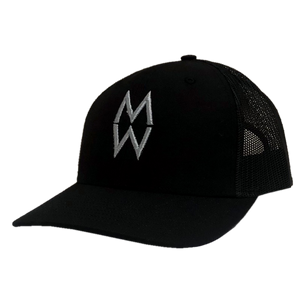 Morgan Wallen Black Ballcap