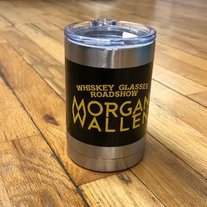 Morgan Wallen 11 oz. Stainless Steel Tumbler