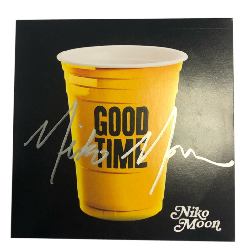 Niko Moon Good Time SIGNED EP