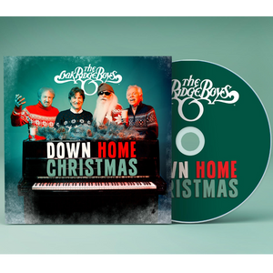 Oak Ridge Boys CD- Down Home Christmas
