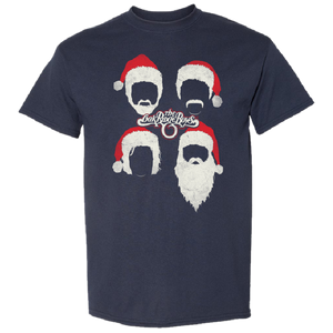 Oak Ridge Boys Navy Christmas Tee