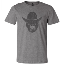 Load image into Gallery viewer, Scott Stevens Deep Heather Distressed Gorilla Tee