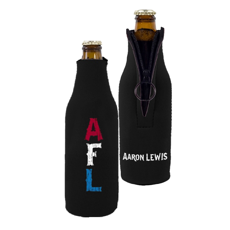 Aaron Lewis AFL Bottle Coolie